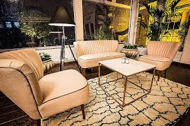 Kirklands Dining Chairs Unique Alaro Sofa And Set Up With Sofia Marble Copper Table