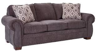 Broyhill Laramie Sofa Fabric by Cambridge Walnut Chenille Fabric Sofa 3q2l 3 4247 93 S15