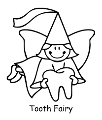 Fancy Tooth Coloring Pages 67 On For Kids With