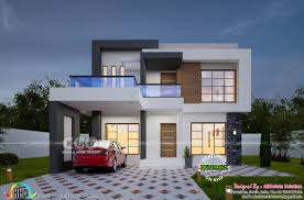 100 How Much Does It Cost To Build A Contemporary House 1900 Sqft Cost Estimated Contemporary Home Kerala Home Design