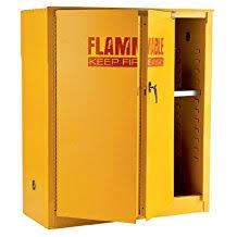 amazon com edsal safety storage cabinets hazardous material