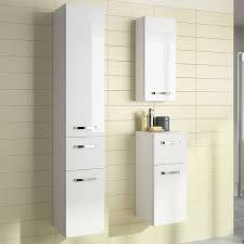 badezimmer wandschrank fes 4010 66 hängeschrank in weiß glänzend b h t 30 70 17cm