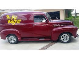 100 Chevrolet Panel Truck 1948 For Sale ClassicCarscom CC1047952