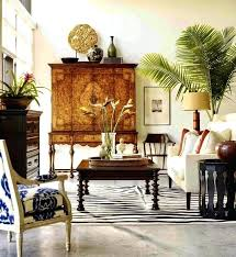 Colonial Living Room Furniture With Corner Fireplace Decorating Ideas