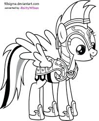 Best Of My Little Pony Coloring Pages Halloween Cool