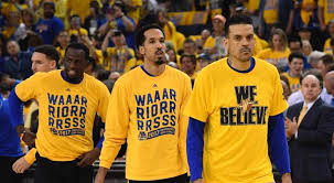 Matt Barnes says the Warriors are impossible to beat in a 7 game
