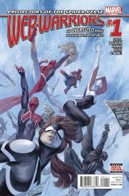 Spiderman Behind Desk Meme by Web Warriors Vol 1 1 Marvel Database Fandom Powered By Wikia