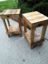 Wooden Pallet Stools Bar Stools Ideas