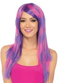 cheshire cat costumes cheshire cat wig accessories makeup