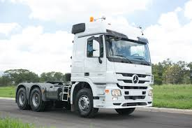 100 Safest Truck Worlds MercedesBenz Actros Made Safer With Active