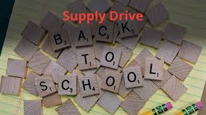 106 9 the Light Back to School Supply Drive