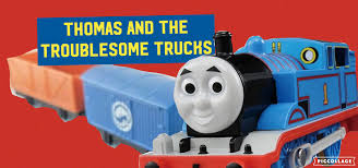 Thomas And The Troublesome Trucks | Thomas Trackmaster Adventures ... Thomas And Friends Troublesome Trucks Toys Electric Train T041e Dodge Trackmaster And Fisherprice Criss Cheap Find Deals On Line At 1843013807 Bachmann Trains Truck 1 Ho Scale Similiar The Tank Engine Caboose Keywords Fun Story Rosie With 2 Troublesome Trucks And Balloon Cargo Thomas Friends Custom Lot G Makes A Mess Trackmaster Wiki Fandom T037e Dennis