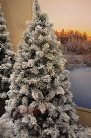 8ft Christmas Tree Uk by 8ft 240cm Snowy Vancouver Mixed Pine Artificial Christmas Tree