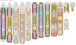 carnival destiny deck plans diagrams pictures video