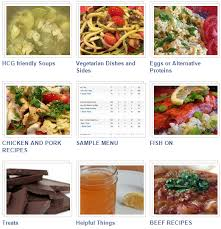 HCG Diet Recipes And Support Now Over 2000 Members