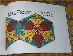 MCEscher Kaleidozyklen Doris Schattschneider Und Wallace Walker Boekenwurm
