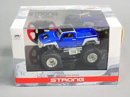 100 Micro Truck RC 143 Radio Control RC Monster HUMMER W LED Lights