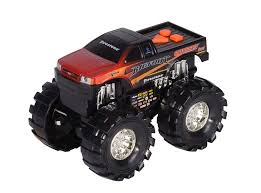 Toystate Road Rippers Light And Sound Big Foot 4X4 Monster Truck Vehicle