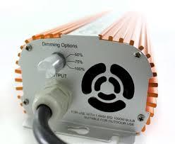 quantum 1000 watt digital dimmable ballast digilux 1000w hps