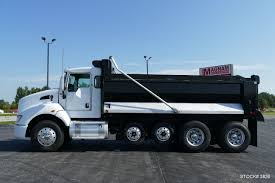 Used Dump Trucks For Sale In Ohio Plus Tri Axle Pa As Well Mack By ...