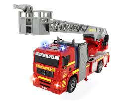 100 Fire Trucks Toys City Engine SOS Brands Products Wwwdickietoysde