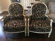 Used Ethan Allen Wingback Chairs by Ethan Allen Dining Furniture Sets Ebay