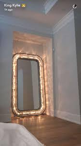 Kylie Jenner Bedroom Mirror