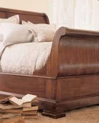 Ethan Allen Sleigh Beds by Luna Gel Mattress Mattresses Ethan Allen Furniture And Decor