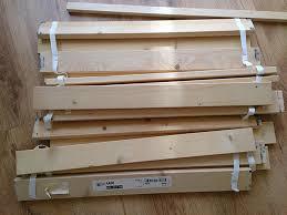 Ikea Platform Bed Twin by Ikea Loft Bed Frame By Kid Gear Sl Ikea Lillehammer Twin Bed Frame