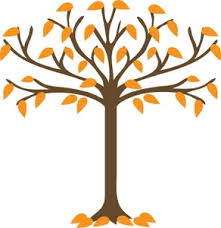 292x300 September Trees Clipart and September Trees Clip Art