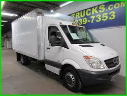 100 Mercedes Box Truck Great Benz Sprinter Sprinter 3500 Cutaway Diesel