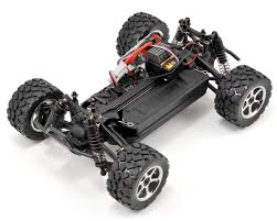 HPI Mini Recon RTR 4WD Electric 1/18 Scale Monster Truck W/2.4GHz ...