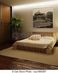 style chambre a coucher intérieur japon style chambre à coucher style rendre