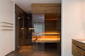 sauna im badezimmer direkt vom saunahersteller corso