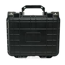 100 Plastic Truck Tool Boxes Ip67 Durablel Waterproof Case Eva Foam Shockproof Pp