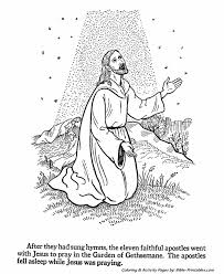 Easter Coloring Pages 8