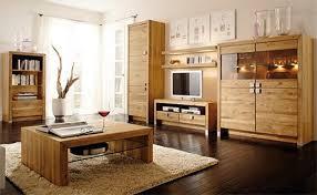 holzmöbel schlafzimmer und wohnzimmer wohnideen