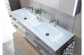 leonardo living badezimmer bad 109 glas metallic möbel