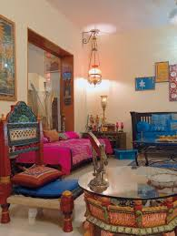 vibrant indian homes home decor designs interiors living