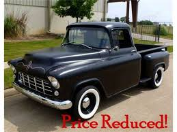 1955 Chevrolet Pickup For Sale | ClassicCars.com | CC-1027977 55 Chevy Truck Frame Off Period Correct Show Vehicle Slackers Cc Chicago Cool Chevy Truck For Sale Popular Concepts Classic Parts 2812592606 Houston Texas 1956 Pickup 1955 Hot Rod Pro Street Project Series 6400 2 Ton Flatbed Talk 12 Pu 2000 By Streetroddingcom New Grant S Price And Release Date All Cadillac Truckdomeus Pick Up Trucks Fs Truckpict4254jpg 59 Custom Rat Rod Shop Not F100 Gmc Youtube Pictures Of Old Trucks Com For Sale