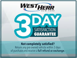 Why Buy From West Herr Auto Group?