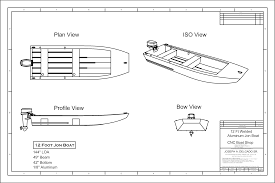 a jon boat plan u2013 getting the best out of your boat plans vocujigibo