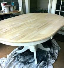 Used Dining Room Table Butcher Block And Chairs Farmhouse Style Makeover 2 Craigslist Ta