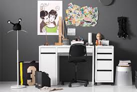 bureau enfant ikea bureau ikea noir et blanc image deco noel with moderne bureau