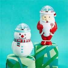 TWOS COMPANY CUPCAKES AND CARTWHEELS SPINNING MUSICAL CHRISTMAS TOY