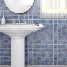 blue tile for less overstock