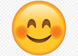 Blushing Emoji Smiley Face Clip Art