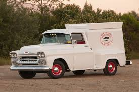 A Wicked Awesome 1958 Chevy 3100 Ice Cream Truck