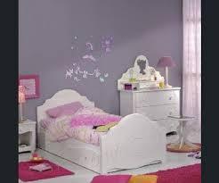 chambre fillette peinture chambre fille et violet