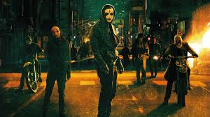 Halloween Purge 2 Mask by The Purge Anarchy 2014 Directed By James Demonaco U2022 Reviews